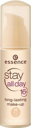 Essence Stay All Day 16H Make Up 20 30ml