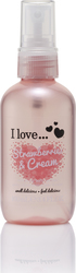 I Love Cosmetics Strawberries And Cream Refreshing Body Spritzer 100ml