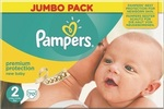Pampers New Baby Νο 2 (3-6kg) 70τμχ
