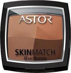 Astor 4Ever Skin Bronzer Match Bronzing Powder 002 Brunette 7.65gr