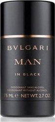 Bvlgari Man In Black Deostick 75ml