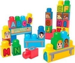 Fisher Price First Builders ABC Spell!