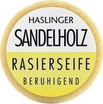 Haslinger Shaving Soap Sandalwood 60gr
