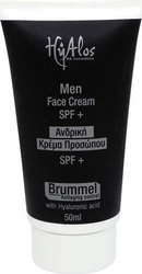 Abc Kinitron Hyalos Men Face Day Cream SPF 15 50ml