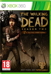 The Walking Dead: Season Two - A Telltale Games Series XBOX 360