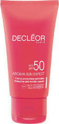 Decleor Protective Anti Wrinkle Face Cream SPF50 50ml