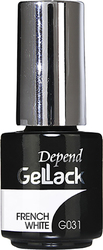 Depend Cosmetics Gellack French White G031