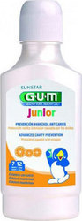 GUM Junior Rinse 7-12 300ml