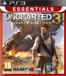 Uncharted 3 Drake's Deception (Essentials) PS3