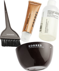 Korres Herb Gloss Colorant 7.46 Ξανθό Χάλκινο Set