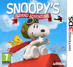 The Peanuts Movie Snoopy's Grand Adventure 3DS