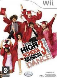 High School Musical 3 Senior Year Dance Wii