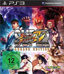 Super Street Fighter IV (Arcade Edition) PS3