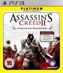 Assassin's Creed II (Game of the Year Edition Platinum) PS3