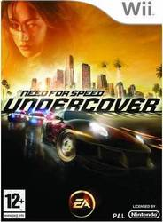 Need Speed Undercover Wii