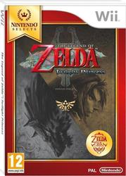 The Legend of Zelda Twilight Princess (Selects) Wii