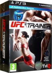 UFC Personal Trainer The Ultimate Fitness System (Leg Strap Bundle) PS3