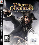 Pirates of the Caribbean: At World's End PS3