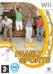 Get Up Family Sports Wii