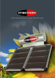 Stibetherm PS 120lt/1.98m² Glass Απλός
