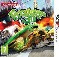 Frogger 3D 3DS