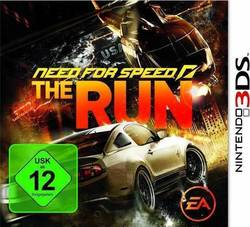Need for Speed The Run 3DS
