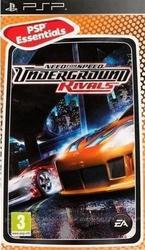 Need for Speed Underground Rivals (Essentials) PSP