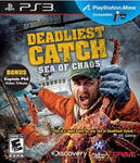 Deadliest Catch Sea of Chaos PS3