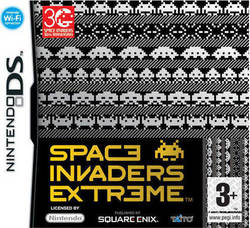 Space Invaders Extreme DS