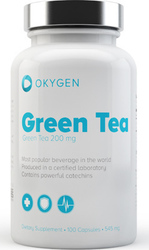Okygen Green Tea 200 100tabs