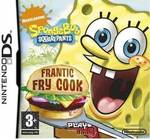 SpongeBob Squarepants Frantic Fry Cook DS