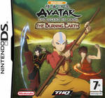 Avatar The Legend of Aang The Burning Earth DS