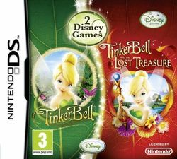 Disney Fairies Tinkerbell & Tinkerbell Lost Treasure DS