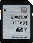 Kingston SDHC 32GB U1 (45MB/s)
