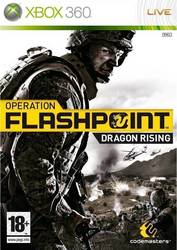 Operation Flashpoint Dragon Rising XBOX 360