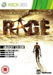 Rage (Anarchy Edition) XBOX 360