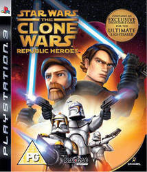 Star Wars The Clone Wars: Republic Heroes PS3