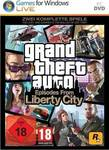 Grand Theft Auto Episodes from Liberty City PC