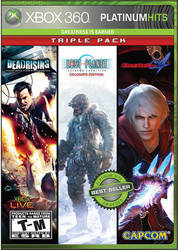 Platinum Hits Triple Pack XBOX 360