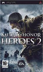 Medal Honor Heroes 2 PSP