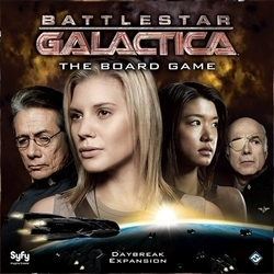 Fantasy Flight Battlestar Galactica: Daybreak
