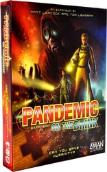 Z-Man Games Pandemic: On the Brink Expansion