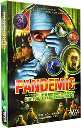 Z-Man Games Pandemic: State of Emergency Expansion