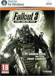 Fallout 3 Game Add-On Pack: Broken Steel and Point Lookout PC