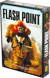 Indie Boards And Cards Flash Point: Fire Rescue, 2nd Edition