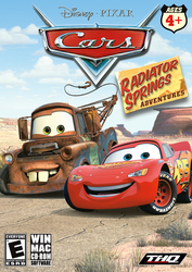 Cars: Radiator Springs Adventures PC