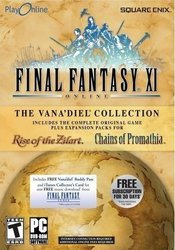 Final Fantasy XI: The Vana'diel Collection PC