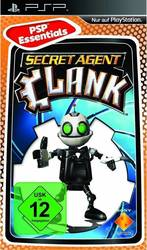 Secret Agent Clank (Essentials) PSP