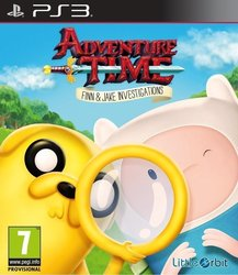 Adventure Time Finn and Jake Investigations PS3