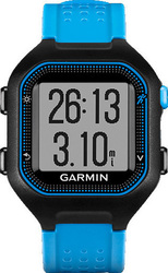 Garmin Forerunner 25 (Black/Blue)